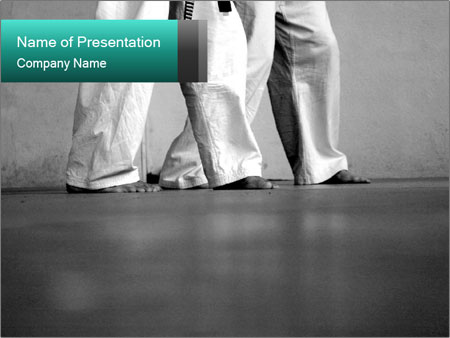 Black and white portrait of martial arts practitioners powerpoint black and white portrait of martial arts practitioners powerpoint template toneelgroepblik Images