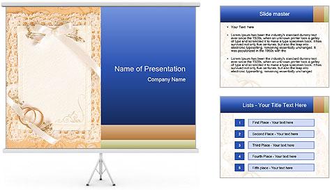 Шаблоны свадебных презентаций powerpoint