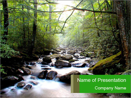 Cold mountain river powerpoint template backgrounds id cold mountain river powerpoint templates toneelgroepblik