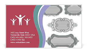 0000016970 Business Card Template