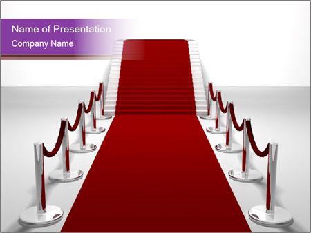 red carpet powerpoint template smiletemplates com