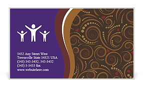 0000017144 Business Card Template
