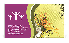 0000017206 Business Card Template