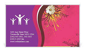 0000017233 Business Card Template