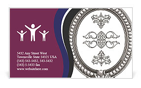 0000017472 Business Card Template