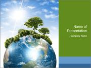 Save Rain Forest PowerPoint Templates