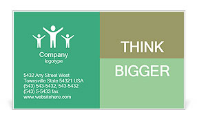 0000018251 Business Card Template