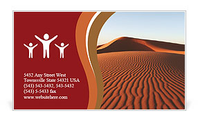 0000018407 Business Card Template