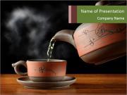 Asian Tea Ceremony PowerPoint Templates