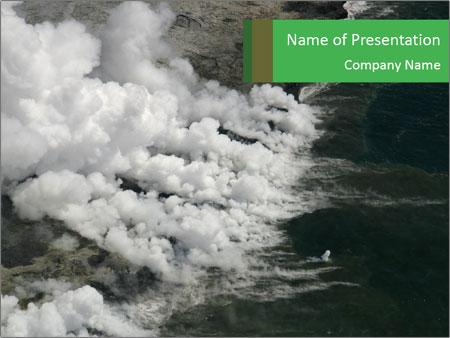 Geologa Powerpoint Template Smiletemplates
