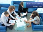 Corporate Discussion PowerPoint Templates