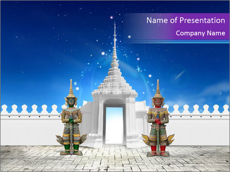 Culture powerpoint template smiletemplates rich culture in thailand powerpoint template toneelgroepblik Gallery