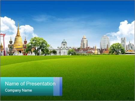 Tourism powerpoint template smiletemplates tourism in thailand powerpoint template toneelgroepblik