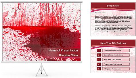 Powerpoint templates free blood images powerpoint template and blood splatter powerpoint template halloween collection blood splatters by beekeeperdesign toneelgroepblik images toneelgroepblik Images