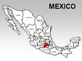 Mexico Maps for PowerPoint
