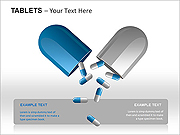 Tablets PPT Diagrams & Charts