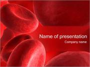 Blood Cells PowerPoint šablony