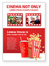 Movie Time Word Templates