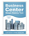 Business Center Ad Templates