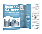 Business Center Brochure Template