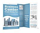 Business Center Brochure Templates