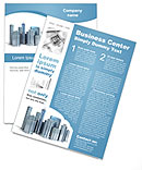 Business Center Newsletter Templates