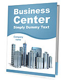 Business Center Presentation Folder