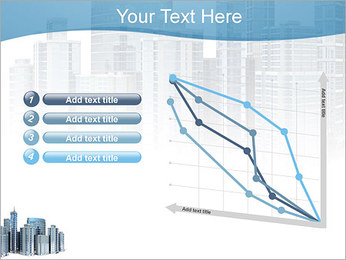 Centro de Negócios Modelos de apresentações PowerPoint - Slide 13