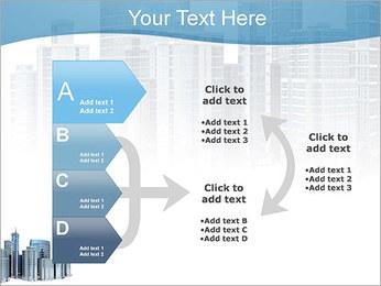 Centro de Negócios Modelos de apresentações PowerPoint - Slide 16