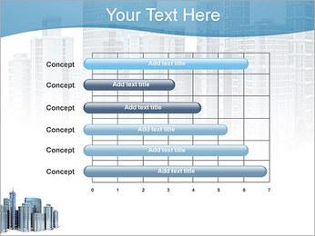 Centro de Negócios Modelos de apresentações PowerPoint - Slide 17