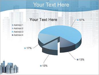 Centro de Negócios Modelos de apresentações PowerPoint - Slide 19
