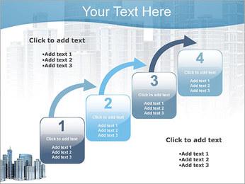 Centro de Negócios Modelos de apresentações PowerPoint - Slide 20