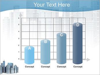 Centro de Negócios Modelos de apresentações PowerPoint - Slide 21