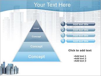 Centro de Negócios Modelos de apresentações PowerPoint - Slide 22