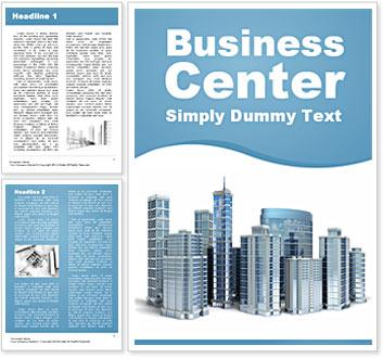 Centre d'affaires Les clichés de dictionnaire