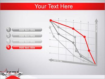 Limo et tapis rouge Modèles des présentations  PowerPoint - Diapositives 13