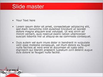 Limo et tapis rouge Modèles des présentations  PowerPoint - Diapositives 2