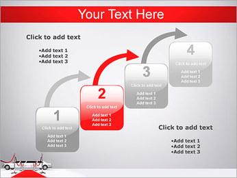 Limo et tapis rouge Modèles des présentations  PowerPoint - Diapositives 20