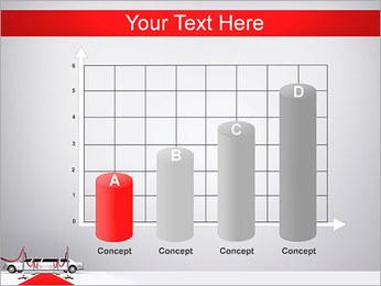 Limo et tapis rouge Modèles des présentations  PowerPoint - Diapositives 21