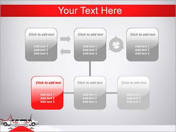 Limo et tapis rouge Modèles des présentations  PowerPoint - Diapositives 23