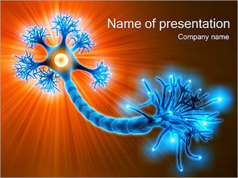 Neuron Modèles des présentations  PowerPoint