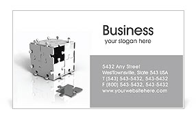 Business People Business Card Templates