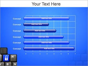 Security Key PowerPoint Template - Slide 17