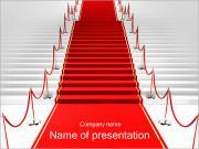 3D escalier Modèles des présentations  PowerPoint