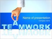 Teamwork - Business PowerPoint Templates