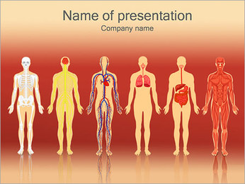 Human Body PowerPoint Template