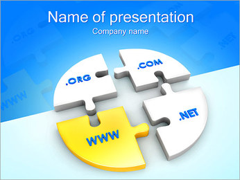 Internet Concept PowerPoint Template