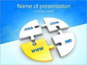 Internet Concept PowerPoint Templates