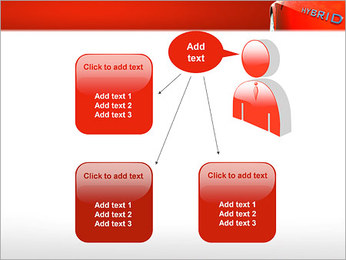 Hybrid Car PowerPoint Template - Slide 12