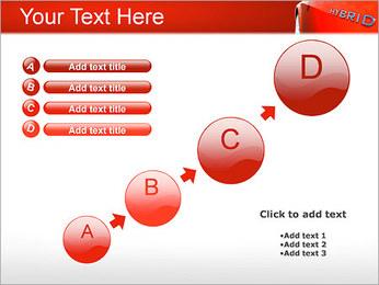 Voiture hybride Modèles des présentations  PowerPoint - Diapositives 15